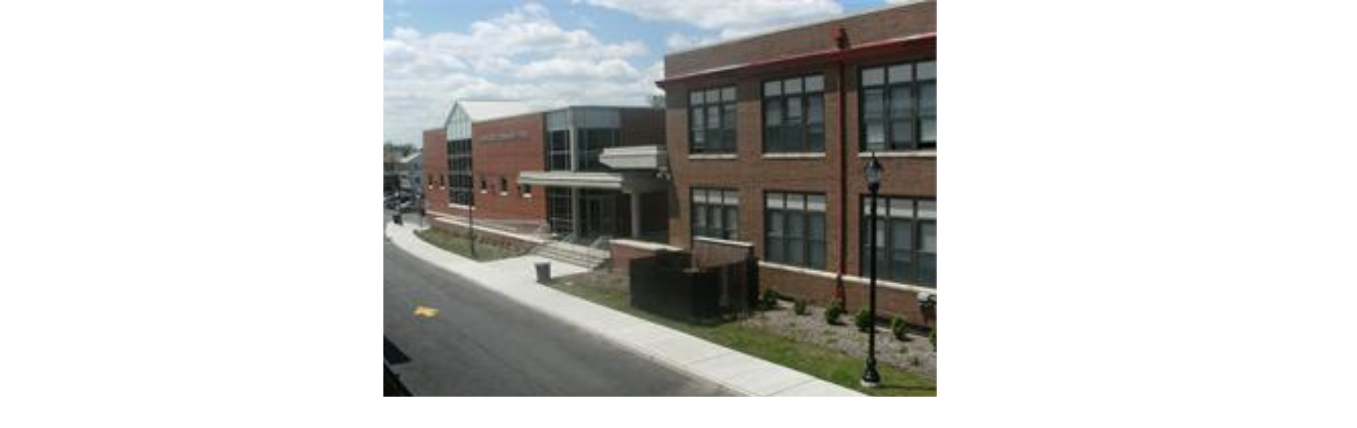 LHS full main entrance