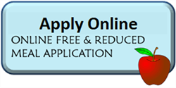 application for free and reduced meals with picture of apple