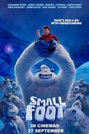 """Small Foot"""