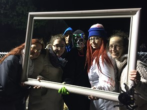 PTA at Trunk or Treat 2016